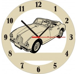 Aston DB 1953 Clock