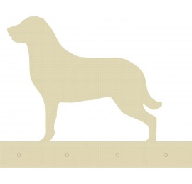 Chesapake Bay Retriever Keyholder