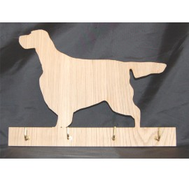 English Setter Keyholder