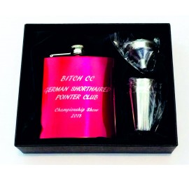 Hip Flask in Presentation Box